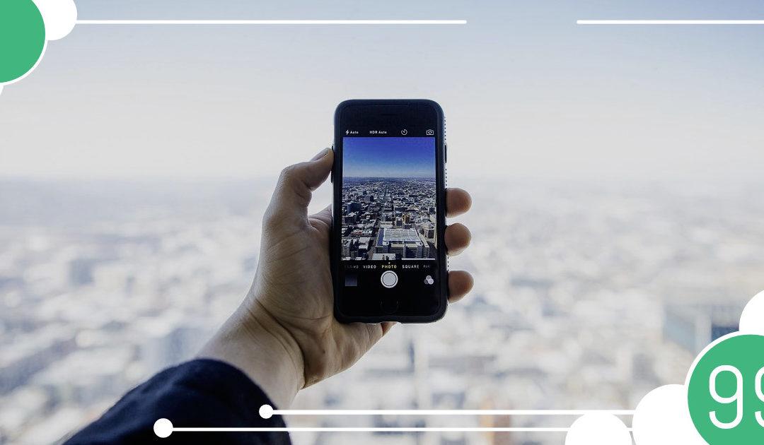 Die Evolution der iPhone Handykamera