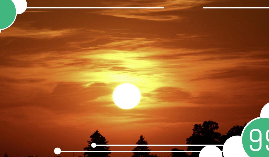 Wie du die perfekten Sonnenuntergang Bilder schießt
