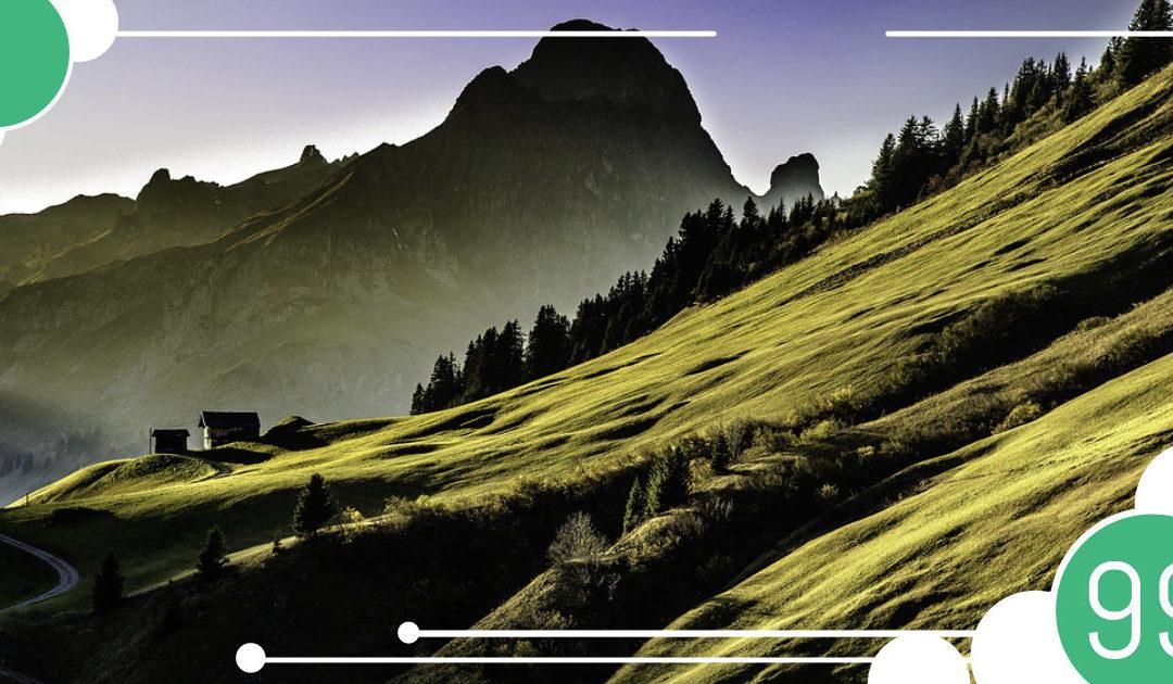 Perfekt für die Landschaftsfotografie – Die Sunrise Sunset App